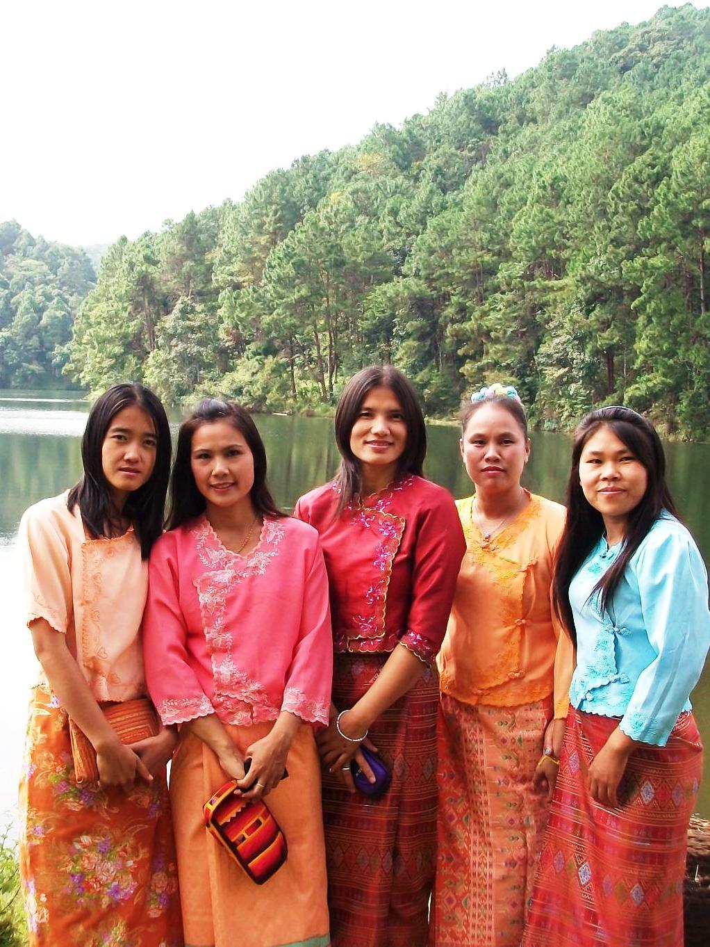 Shan klederdracht